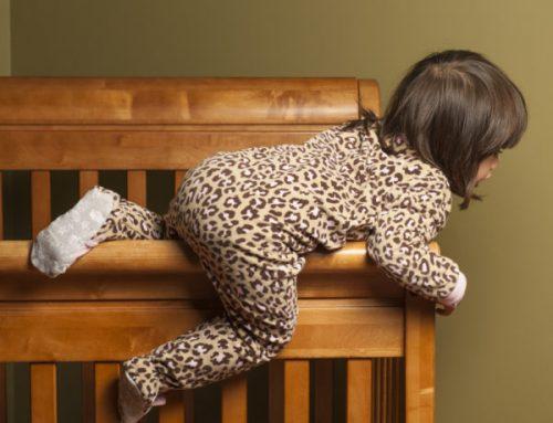 Choosing Baby's Next Bed