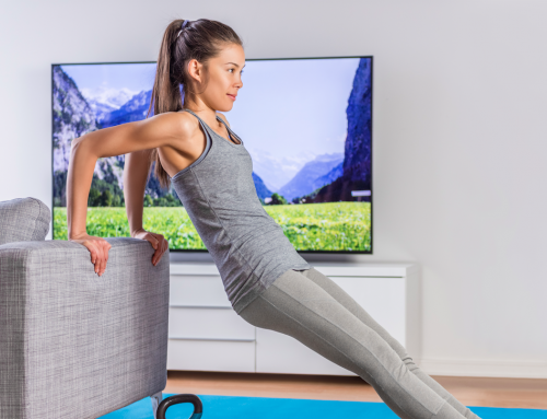 Couch Potato Fitness in Minutes