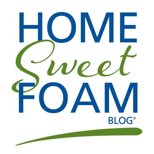 Home Sweet Foam Blog